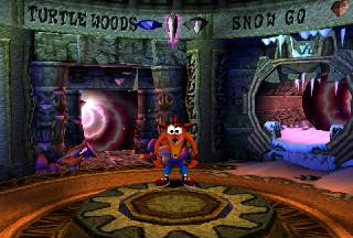 Screenshot Thumbnail / Media File 1 for Crash Bandicoot 2 - Cortex Strikes Back [U]